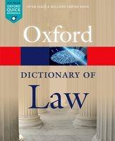 Oxford Reference Online: Law